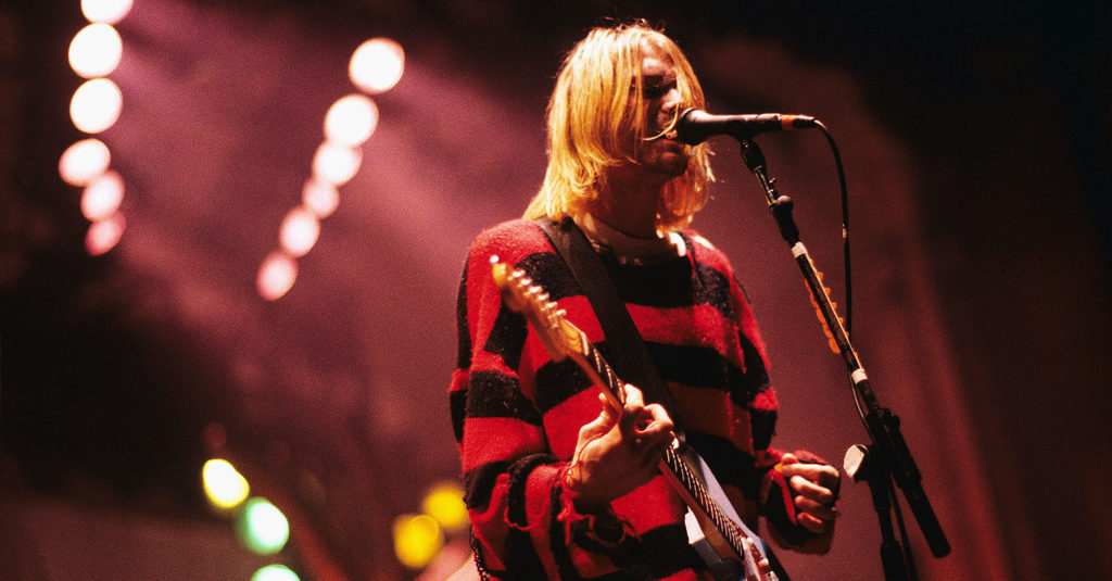 Kurt Cobain and the problem of guilt